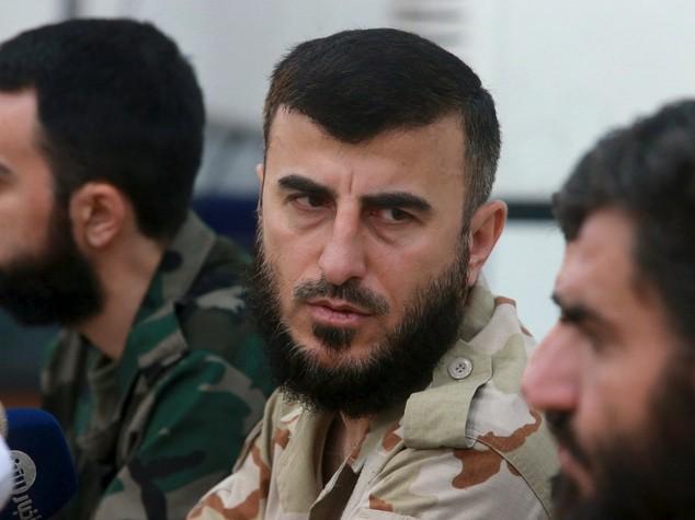 Raid russo in Siria, ucciso il capo dei ribelli