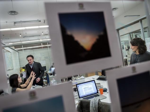 Digital startup gets 12 digital award nominations