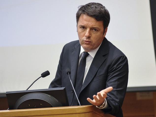 Renzi e Grasso alla Cei, sul voto segreto non decidono i vescovi