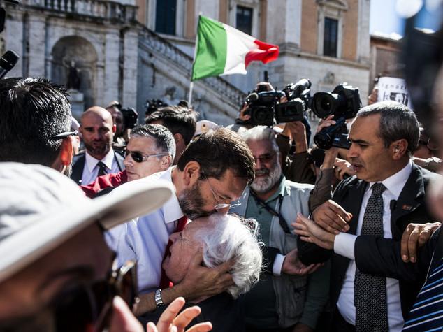 Marino, non sarò candidato sindaco di Roma
