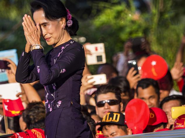 """Zampa, """"San Suu Kyi acceleri cambiamento con riforme"""""""