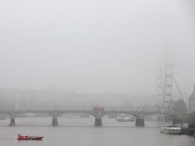 Gb: continua ondata maltempo, venti di bufera anche a Londra