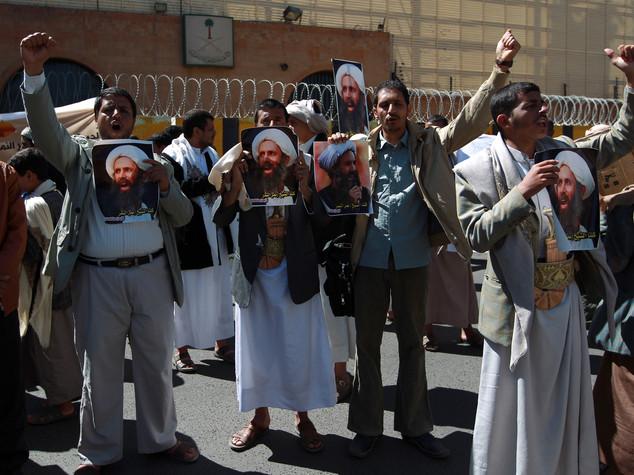 Riad, 47 esecuzioni  L'ira di Teheran