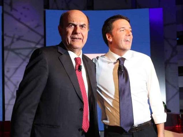 """Lavoro: Bersani rassicura Renzi, """"sul voto finale saro' leale"""""""