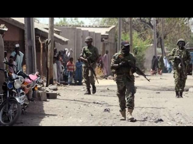 Nigeria army retakes territory from Boko Haram islamists