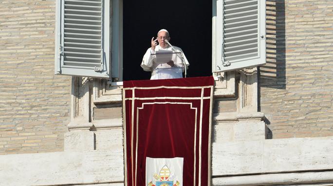Papa, suore uccise martiri indifferenza
