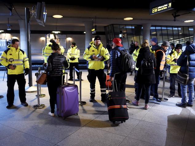 Schengen perde pezzi, Svezia controlla i viaggiatori