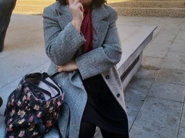 Lucia Uva come Ilaria Cucchi, su Fb foto agente indagato