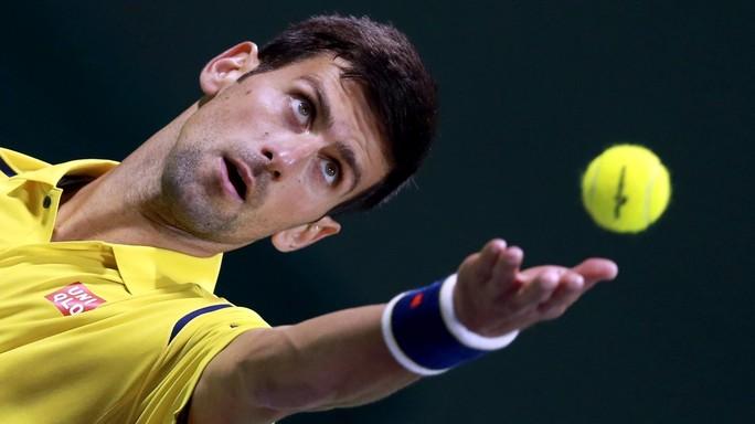 Djokovic in semifinale senza giocare, c'è Monfils
