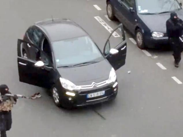 Charlie Hebdo un anno dopo - Foto