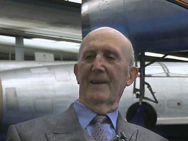 Superò il muro del suono col Concorde, addio a Turcat