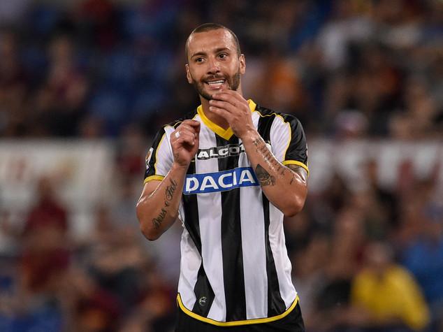 Udinese supera Atalanta 2-1