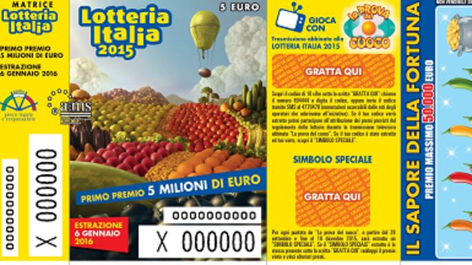 Caccia al vincitore della lotteria