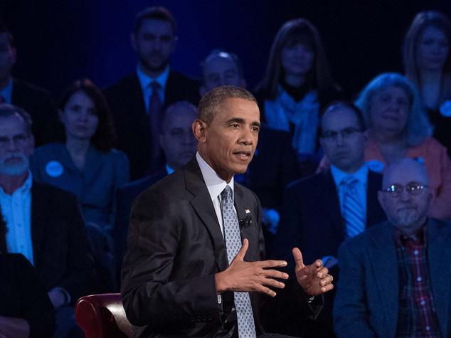 Obama, non voterei presidente contrario a stretta armi
