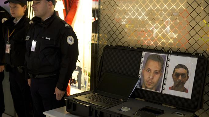 Le impronte Salah nel covo di Bruxelles