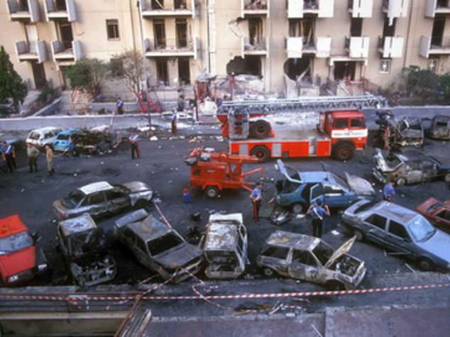 Ventiquattro anni fa la strage di via d'Amelio