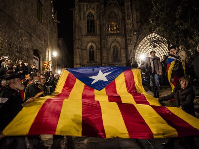 La Catalogna vicina a un governo indipendenstista