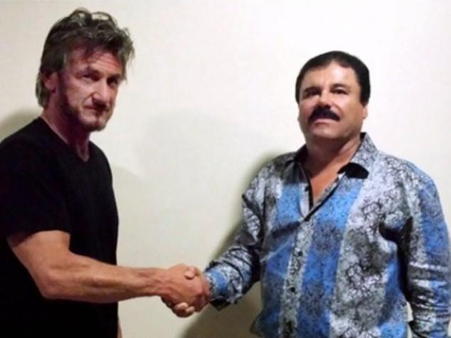 El Chapo 'incastrato' da Sean Penn