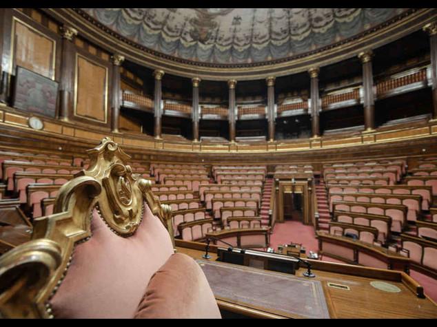 Senato: accordo in extremis  La riforma approda in aula