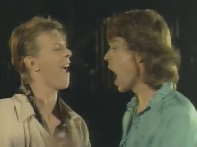 David Bowie: i leggendari duetti con Queen, Jagger e Tina Turner