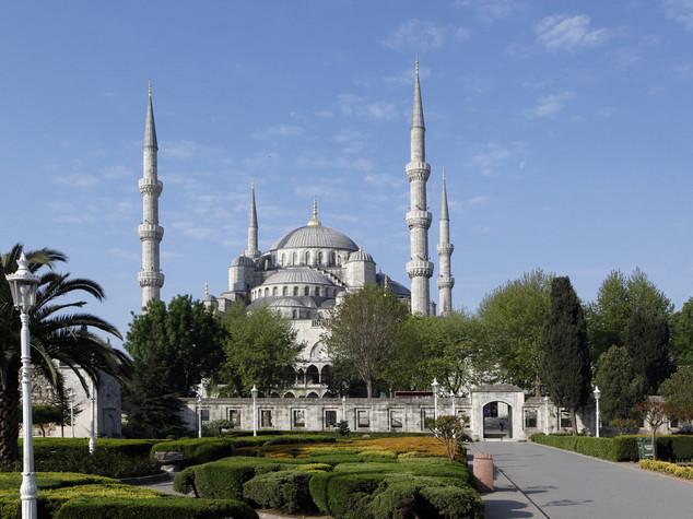 Turchia: Sultanahmet, il cuore storico di Istanbul