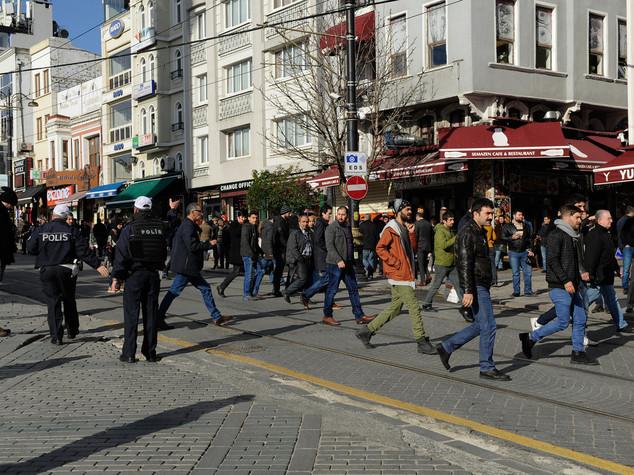 Erdogan, a Istanbul kamikaze di origine siriana