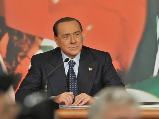 """Berlusconi """"uniti dopo sisma, pronti a votare leggi"""""""