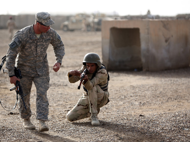 Isis: le forze speciali USA sbarcano in Iraq