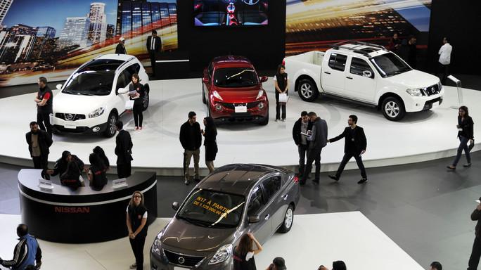 Auto, bene le vendite in Europa, boom Fca