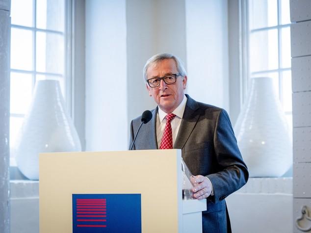 """Juncker, nessun rischio """"crisi importante"""" con Italia"""