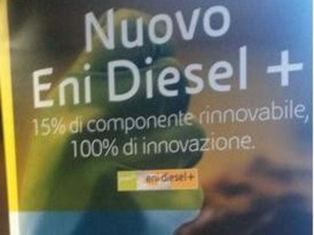 Eni: nasce Eni Diesel +,carburante che riduce emissioni e consumi