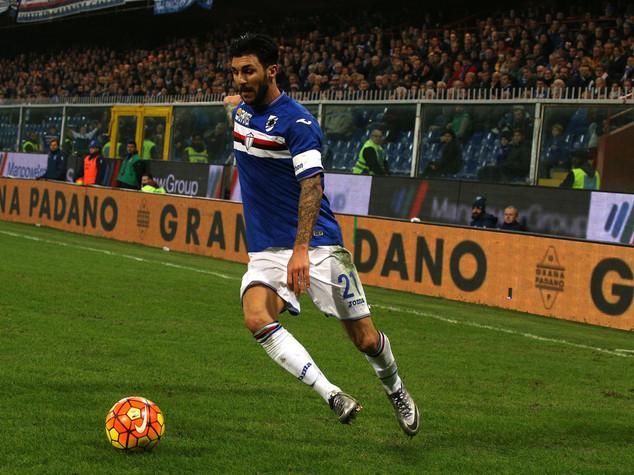 """Sampdoria: Soriano va al Villarreal e saluta, """"grazie di tutto"""""""