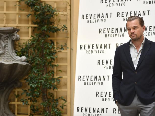 Esce The Revenant, DiCaprio a Roma lancia la corsa a Oscar