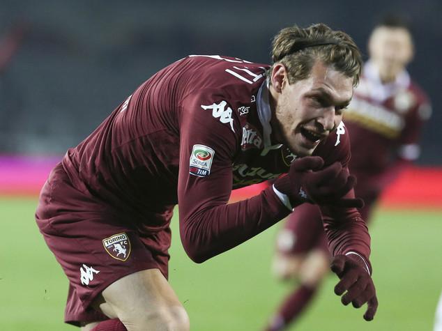 Italia, infortunio per Belotti: in serata rientra a Torino
