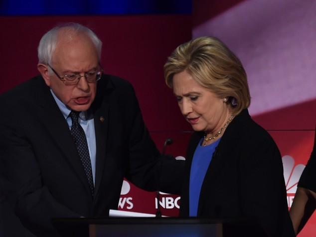 Usa2016: duello Clinton-Sanders