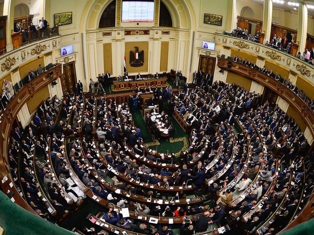 Egitto parlamento approva nuova legge antiterrorismo for In parlamento oggi
