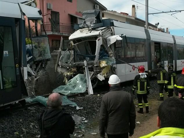 Incidente metro Cagliari: sindaco, il mio pensiero va ai feriti