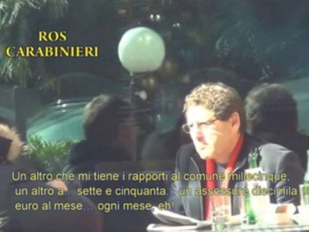 Mafia Capitale, Carminati e Buzzi in affari da anni