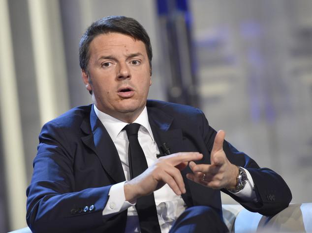 Renzi, chi vuole frontiere tradisce l'idea di Europa