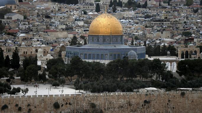 A Gerusalemme arrestato palestinese con ordigni a fermata tram