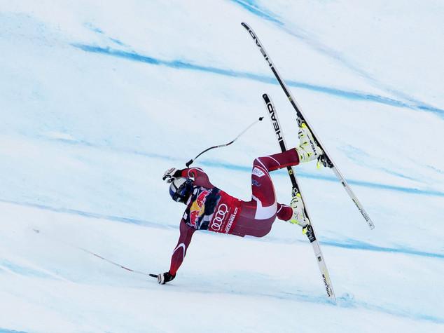 Sci: Coppa mondo, stagione finita per il norvegese Svindal