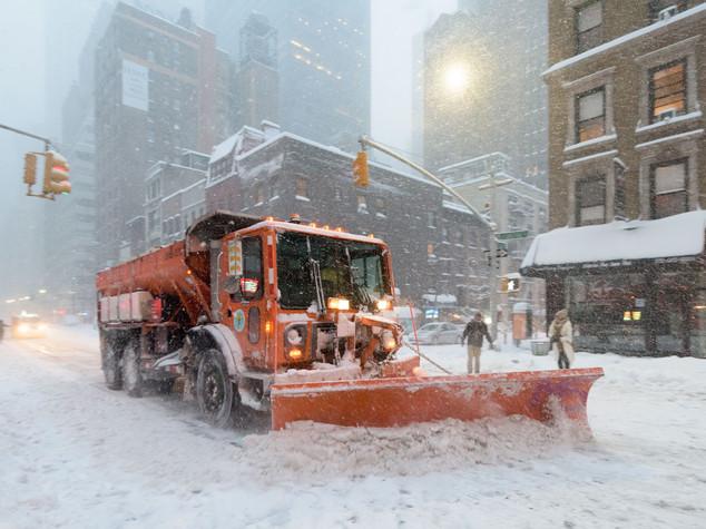 La tempesta Jonas provoca 19 morti negli Usa