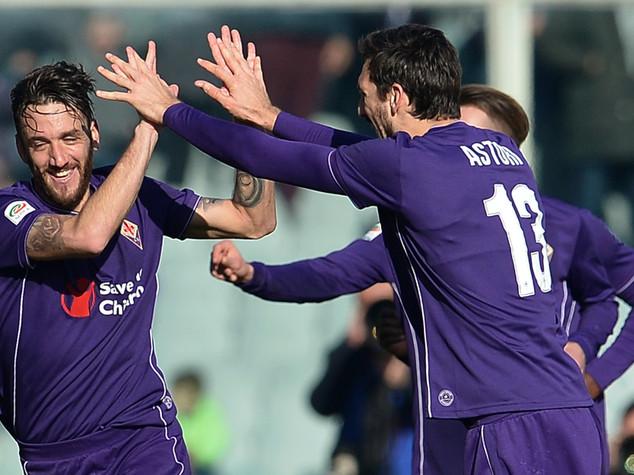Fiorentina torna al successo, batte il Torino per 2-0