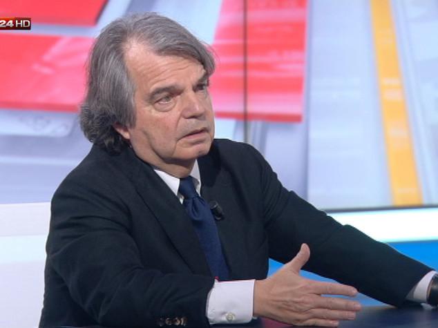 Brunetta: FI alternativa a Pd, a ballottaggi con M5S