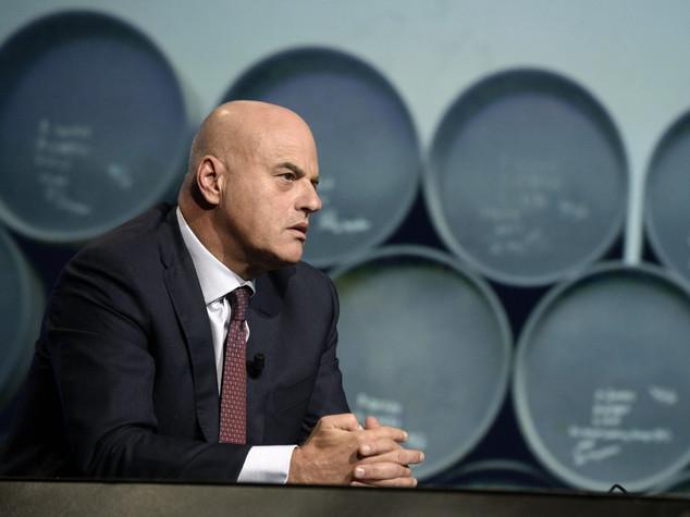 Descalzi, con nuovo hub Mediterraneo stabilità in Medio Oriente