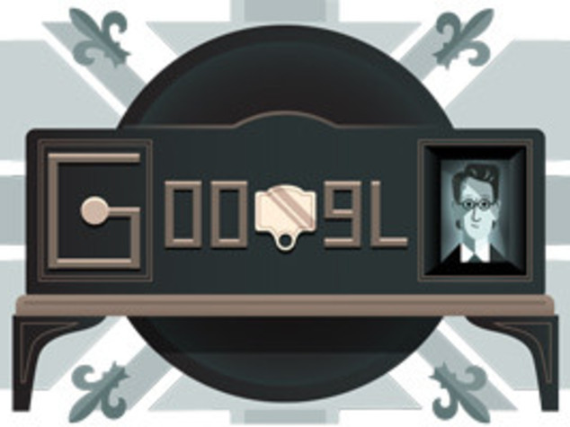 Prima dimostrazione di televisione: il doodle di oggi, 26-1