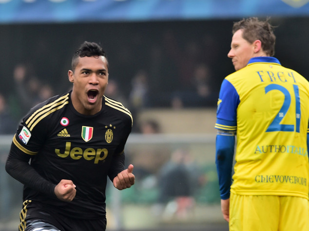 La Juve espugna Verona, 4-0 sul Chievo