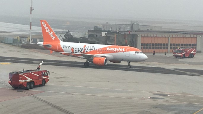Low cost in laguna, Easyjet apre base a Venezia - Video