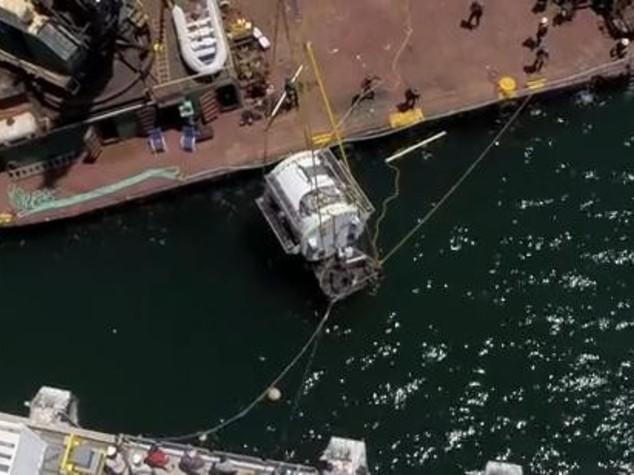 Microsoft: testato il primo centro dati sottomarino - VIDEO