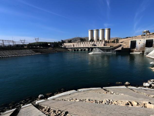 Italian engineers to start repairs on Mosul Dam on Oct. 1